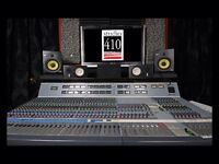 RECORDING - NEVE CONSOLE - REHEARSALS