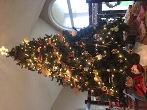 11' Christmas tree