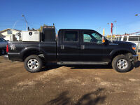 2014 F350 4X4 WITH VANTAGE 300 DIESEL WELDER