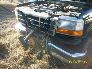Parting out 1996 Ford F-250 truck Strathcona County Edmonton Area image 2