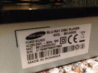 3D Blu Ray player