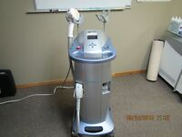 2012  SYNERON E-MAX.. COMPLETE WITH 6 HEADS....COOILNG UNIT..