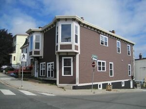 Beautiful downtown apartment  with PARKING ! St. John's Newfoundland image 1