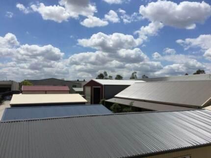 Corrugated roofing iron Smeaton Grange Camden Area Preview