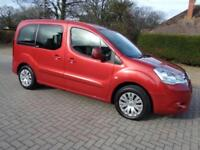 Citroen Berlingo Multispace WAV Wheelchair Scooter Accessible Disabled Car