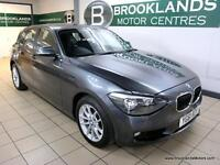 BMW 1 SERIES 2.0 118d SE [2X BMW SERVICES and 30 ROAD TAX]