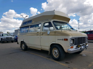 Beautiful Camper Van