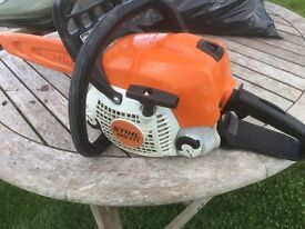 Stihl ms171 chainsaw