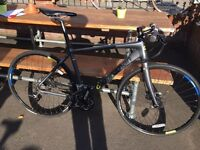 Boardman Team Carbon Hybrid bike