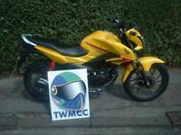 Honda GLR125 1WH-H Learner Legal Motorcycle