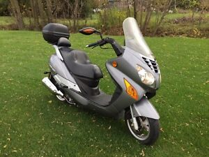 Scooter  MS3 250cc