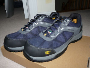 Mens Composite Toe Caterpillar Safety Shoes