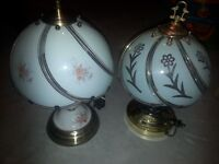 TOUCH LAMPS $25 EACH
