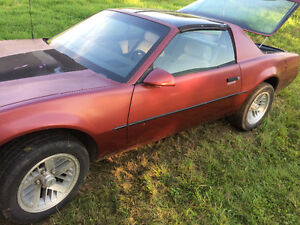 1989 Pontiac Firebird Formula Coupe (2 door)
