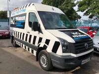 Volkswagen Crafter 2.0TDi New Business Venture Ready To Drive Away!!!