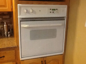 """27 """" wall oven"""