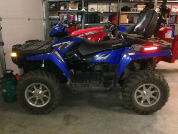 Used 2008 Polaris Sportsman X2 500 EFI