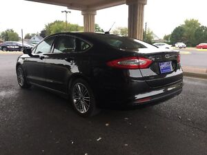 2013 Ford Fusion  LOADED !    ONLY $79.92 A WEEK + TAX OAC - Windsor Region Ontario image 9