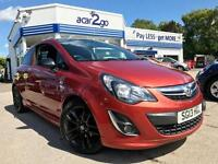 2013 Vauxhall CORSA 0% FINANCE OFFER ON THIS CAR Manual Hatchback