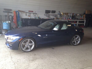 2011 BMW Z4 35is sDrive Convertible