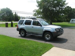 2003 Nissan Xterra XE SUV, Crossover
