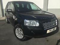 2009 09 Land Rover Freelander 2 2.2Td4 auto 2009MY XS 5 door 7 SERVICES