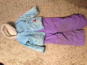 Disney's  Frozen Snowsuit Strathcona County Edmonton Area image 1