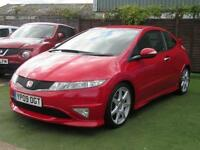 2009 Honda Civic 2.0 i-VTEC Type R GT Hatchback 3dr