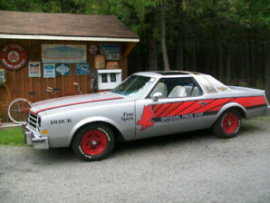 1976 Buick Century Indy 500 Pace Car. Y43 option. Fair offer !!