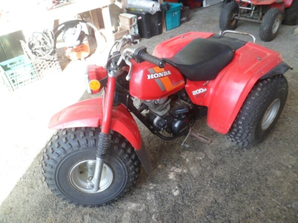 Used 1984 Honda big bear
