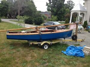 national e sailboat for sale or trade. must sell. Kingston Kingston Area image 2
