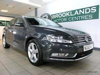 Volkswagen Passat 2.0 TDI BlueMotion Tech SE 140PS [6X SERVICES, DAB RADIO and 3