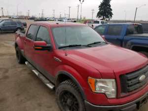 2009 ford f150 fx4 step side 4x4 fully loaded