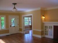 Painter and Decorator services at a competitive prices, plus other house maintenence.