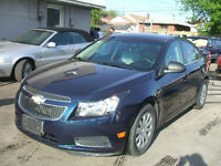 2011 Chevrolet Cruze LS - 1.8L - Low Kms