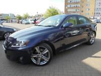 2012 Lexus IS 250 2.5 Advance 4dr