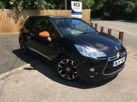 2014 Citroen DS3 1.2 VTi DSign By Benefit 3dr