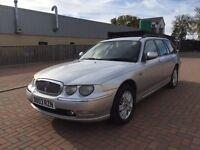 Rover 75, 2003, Diesel, Estate, Service History