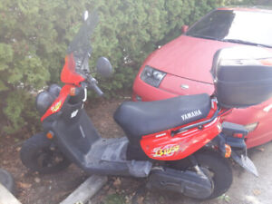 Yamaha Scooter | New & Used Motorcycles for Sale in British