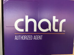Chatr Mobile Authorized Agent FutureTech Computers & Cell Phone