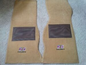 Triumph TR6 Carpet Kit - complete