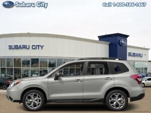 2016 Subaru Forester LIMITED,AWD,LEATHER,SUNROOF,NAVIGATION,LOAD