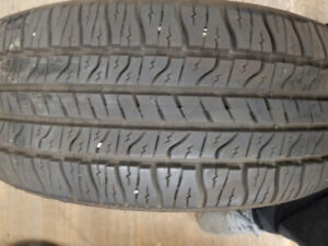 *USED* 4 Goodyear Allegra Touring 225/60R16 Tires
