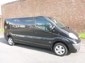 2012 Vauxhall VIVARO 2900 CDTI SPORTIVE LWB Van Manual Medium Van