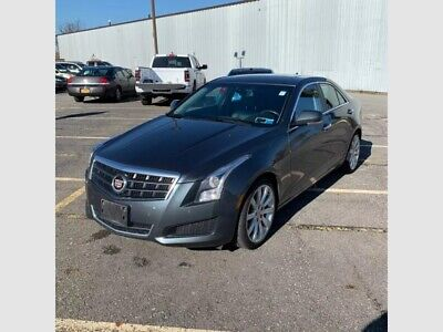 2013 Cadillac ATS 4dr Sdn 2.0L Luxury RWD 2013 Cadillac ATS, Gray with 55,844 Miles available now!