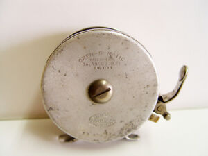Vintage South Bend Oren-O-Matic No. 1125 Fly Fishing Reel