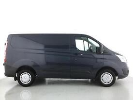 2013 FORD TRANSIT CUSTOM 2.2 TDCi 125ps 270 L1 FWD Low Roof Trend Van