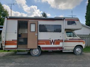 1978 Dodge Mini Winni