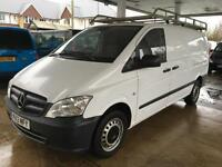 2012 MERCEDES BENZ VITO 113 CDI LONG WHEEL BASE