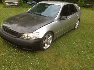 2002 Lexus IS 300 Premium Project